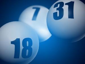 Loterij ballen