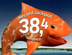 Record Jackpot Staatsloterij