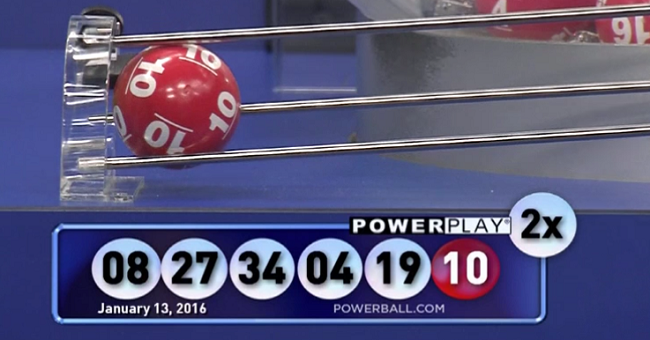winnende lotnummers powerball record